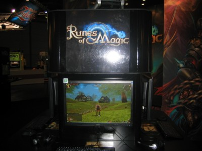 Runes of Magic GC