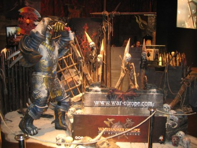 Warhammer Online Games Convention